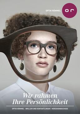 Optik Römmel – Wir rahmen Ihre Persönlichkeit