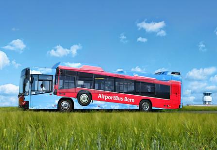 Bernmobil – Flughafenbus