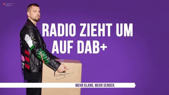 BAKOM – Radio zieht um auf DAB+