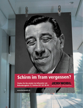 Bernmobil – Service-Kampagne