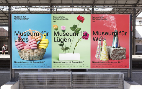 MfK – Kampagne «Museum für...»