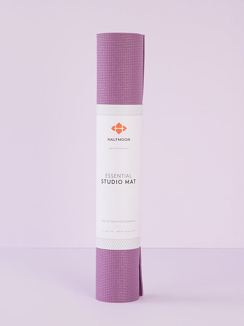 Halfmoon Essential Studio Yoga Mat (4mm)