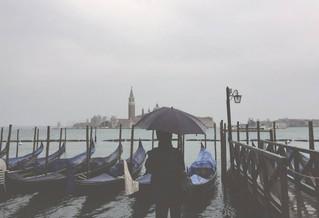 威尼斯的兩岸
