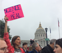 March for Science (2016) - SF Civic Center
