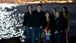 From left to right: Chantal Brueggemann, Klaus Kruttwig, Bi-Tzen Juang, Sarach Gerhart, Mary Futey,