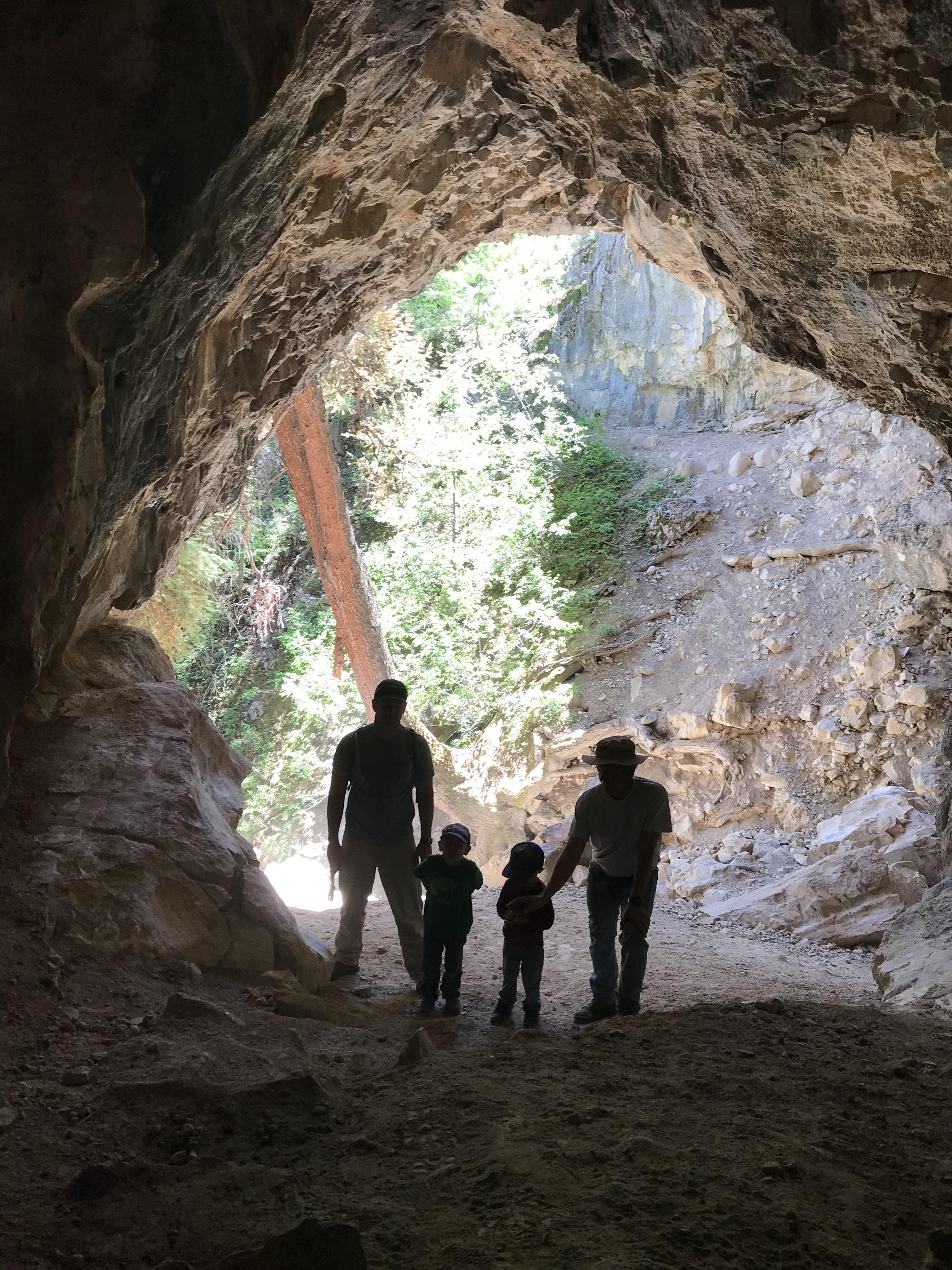 Explore Spring Cave