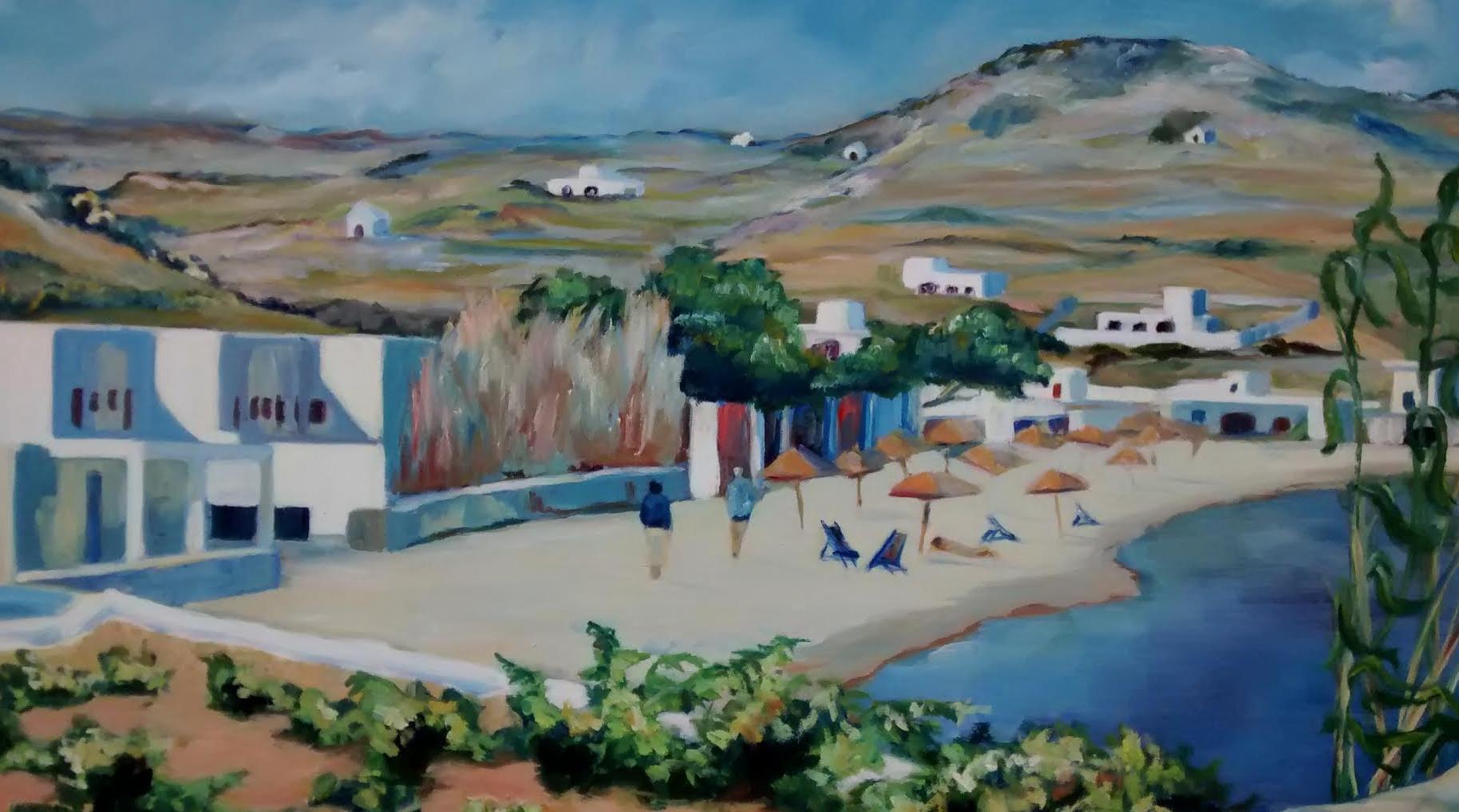 """Paralos Beach"""