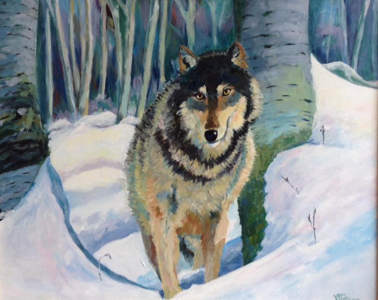 """""""The Lone Wolf"""""""