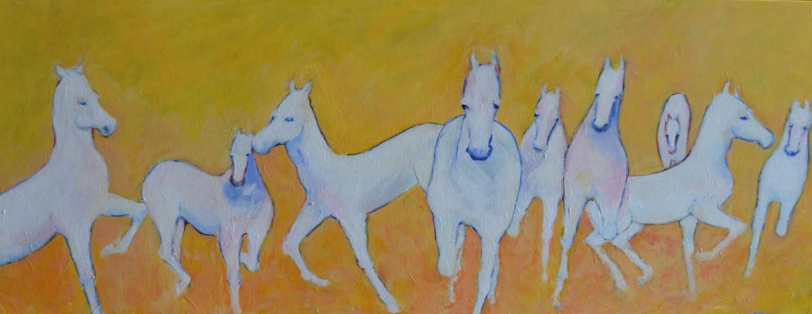 """""""All White Horses"""""""