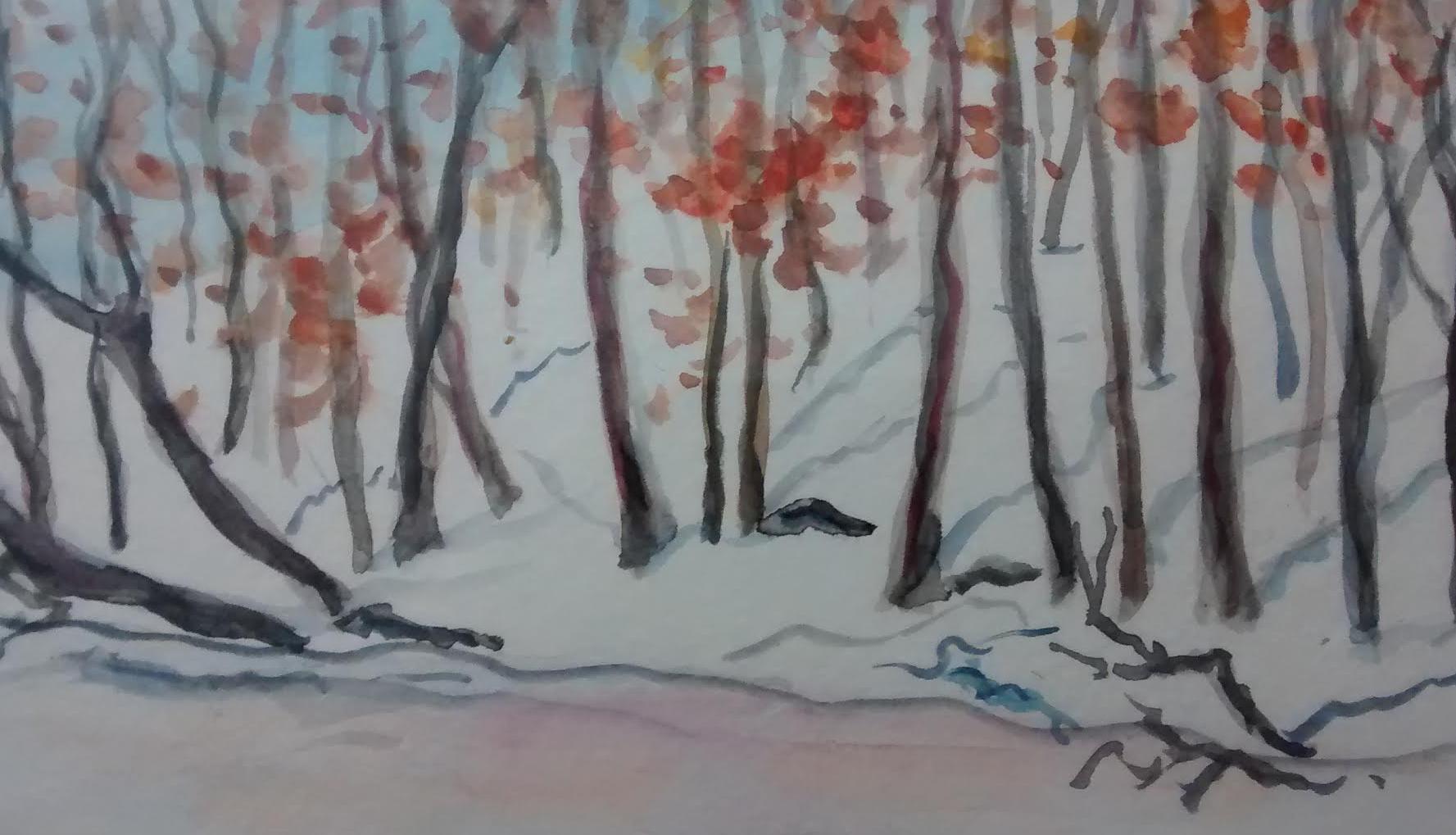 """First Snow"""