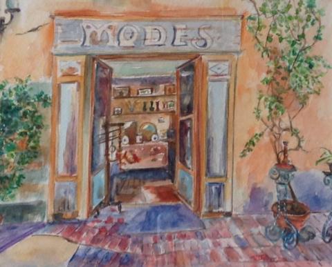 """""""Antique Shop"""""""