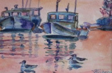"""Dawn of the Ducks"""