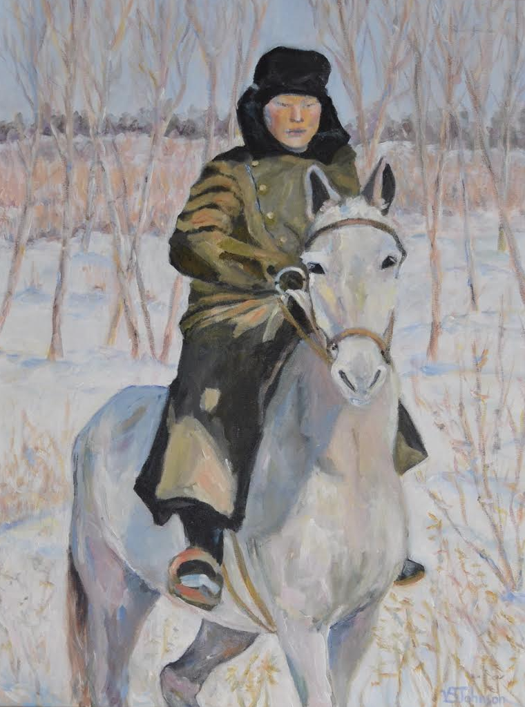 """""""Manchurian Horseman"""""""