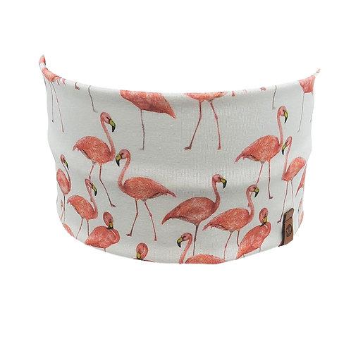 "Jerseystirnbandl ""Flamingo"""