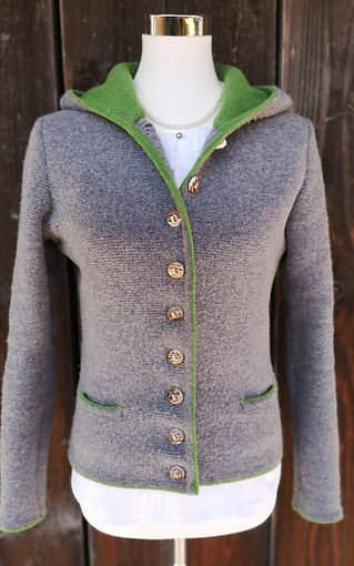 "Damenstrickjacke ""Christina"""