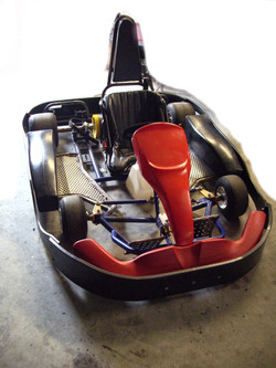 HDPE Go-Kart Bumpers