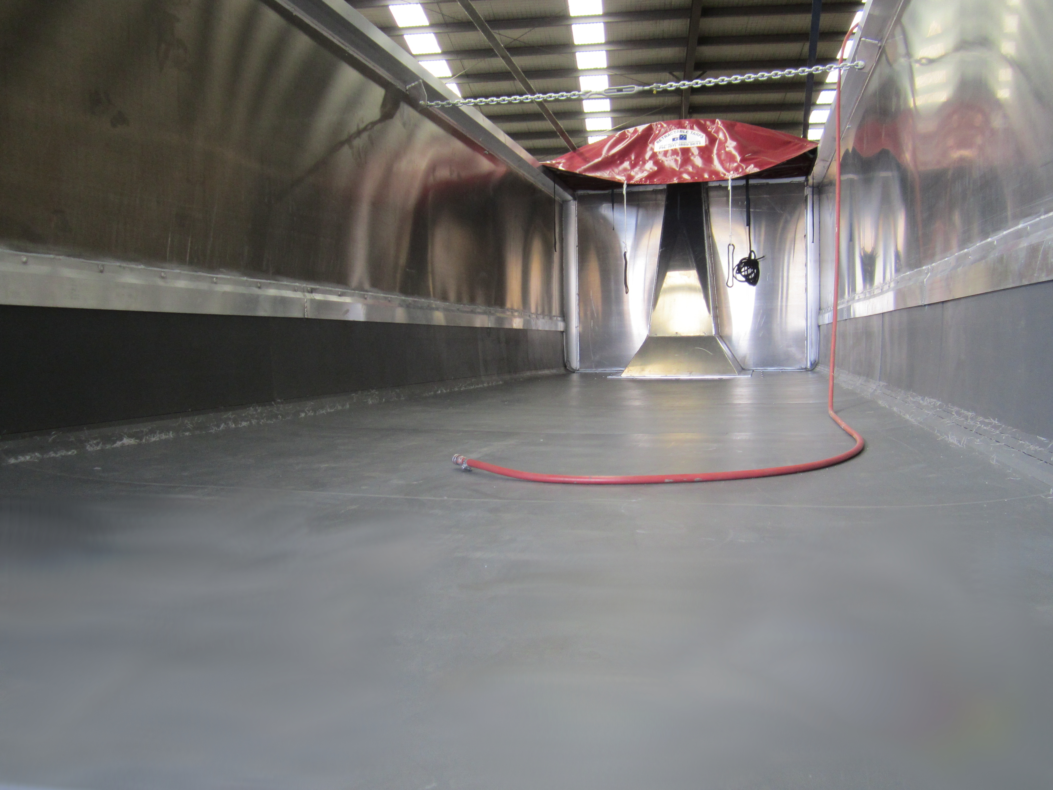 QuickSilver install Truck Body Dumper de