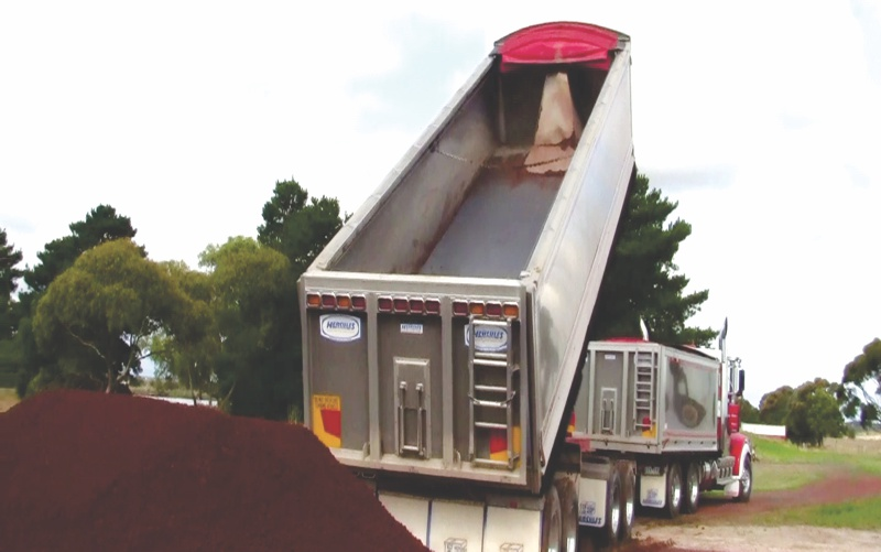 QuickSilver Truck Lining