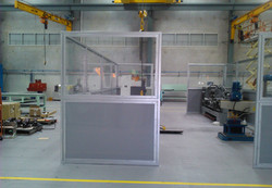 Polycarbonate Safety Walls