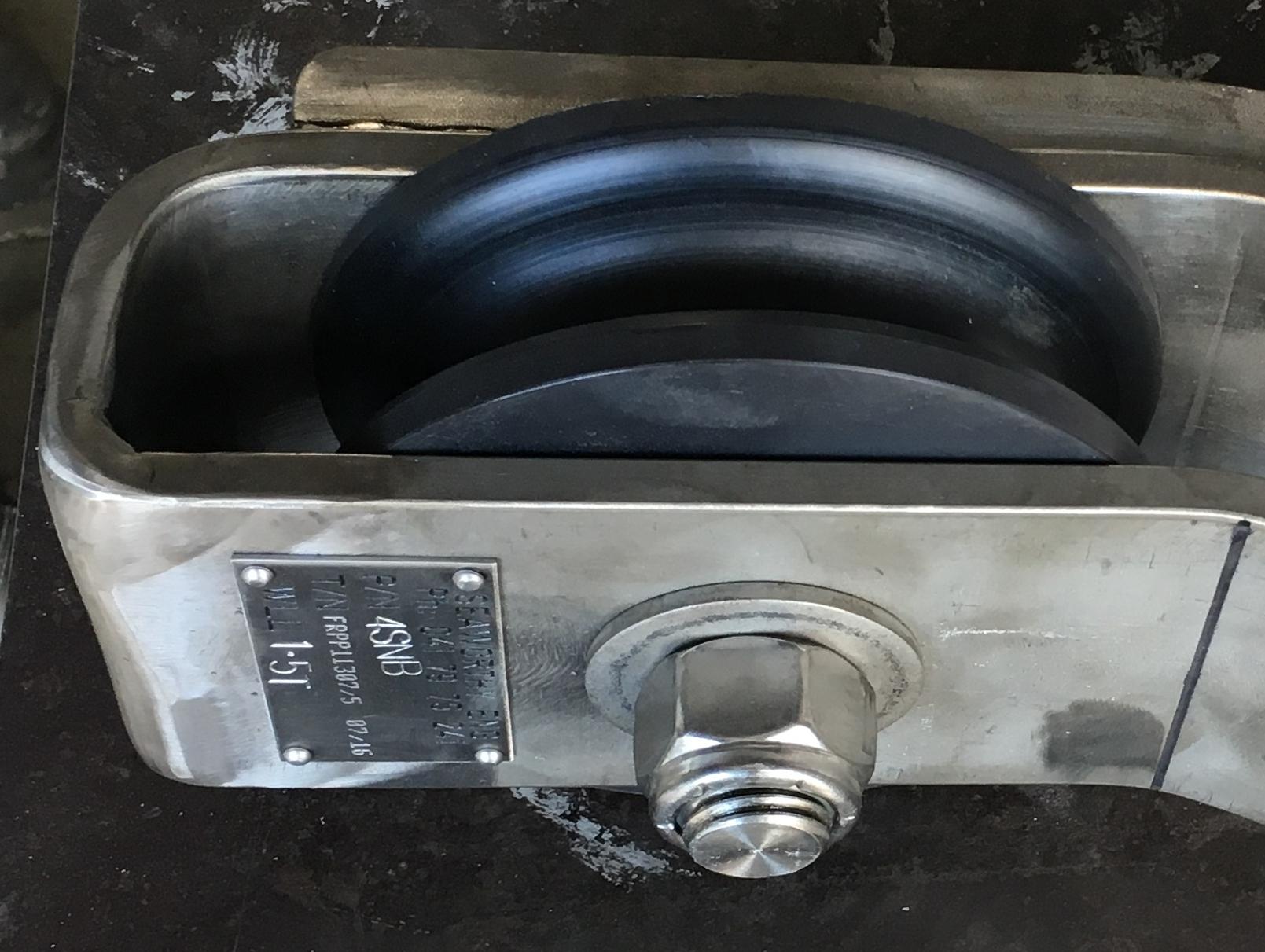 Sustamid Nylon Rollers