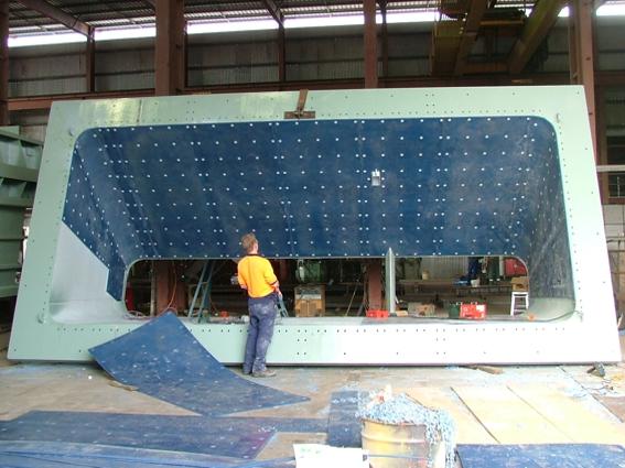Tivar 88 Giant Hopper Lining