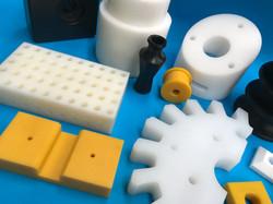 E-Plas Machined Plastic Parts
