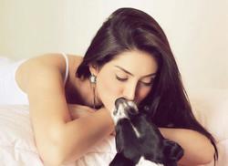 O melhor beijo do mundo ❤️ _petpiaia