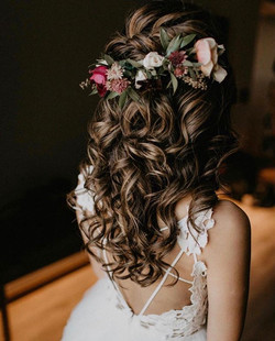 Beautiful hair work by one of our lead h