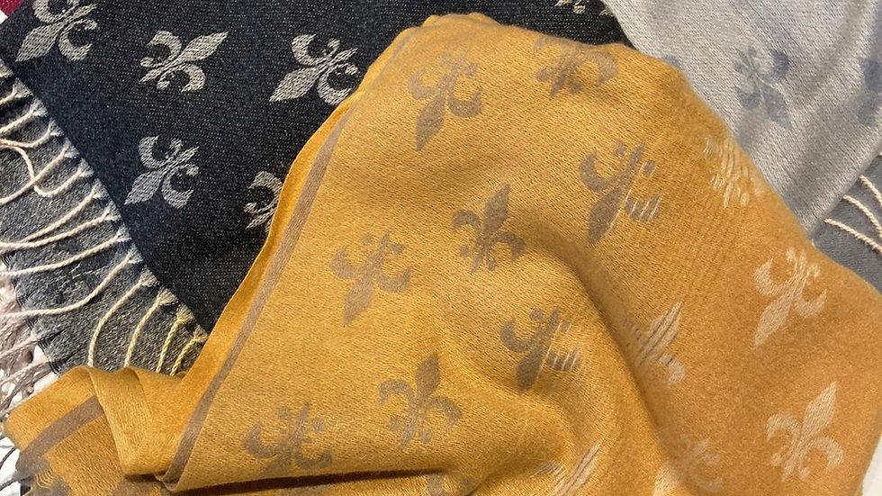 Superweiche Schals