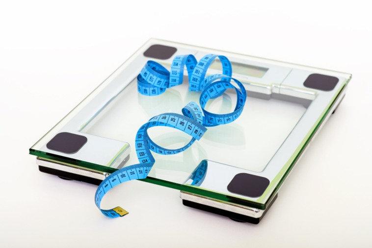 Vægtkontrol, kropsmål og kostråd.
