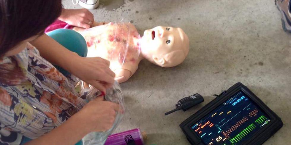Cardiac and Paediatric Burn
