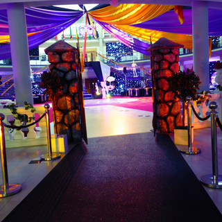Masquerade Ball Themed Event