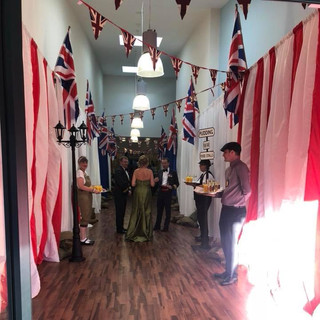 1940s Themed Event