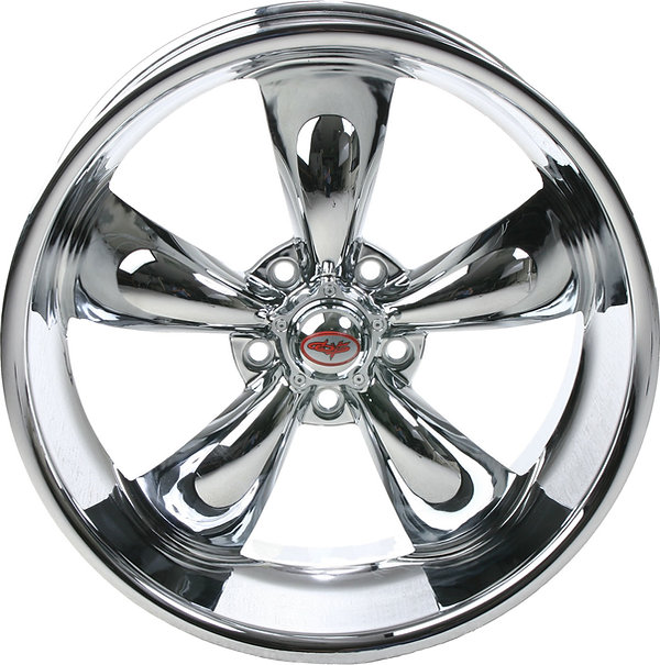 COYS C-5 CHROME WHEELS 20X8.5