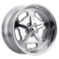 AMERICAN LEGEND RACER SALT FLAT WHEEL POLISHED WHEEL