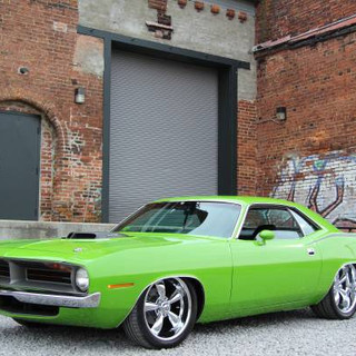 CUDA ON 18X8 AND 20X10 COYS C-5'S