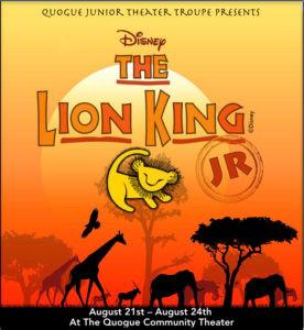 2018 - Lion King Jr.