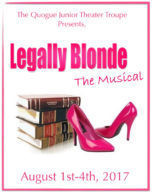 2017 - Legally Blonde