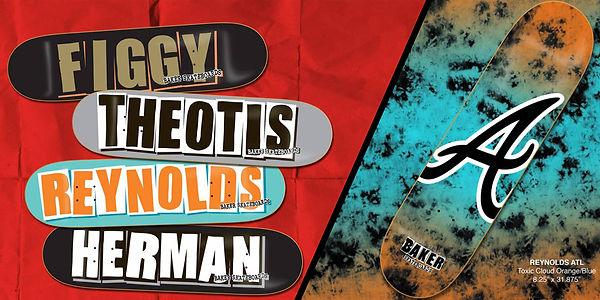 gritty arts steven grit lombardi artist skateboarding baker skateboards andrew reynolds