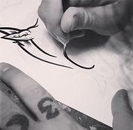 steven grit lombardi gritty arts inking illustrator
