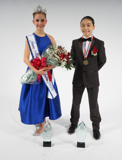 Junior Miss & Mr Dance of America 2020