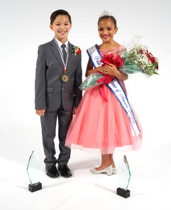 Petite Miss & Master Dance of America 2020