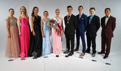 Teen Miss & Mr Dance of America 2020 and their court