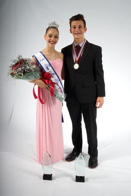 Teen Miss and Mr Dance of America 2020