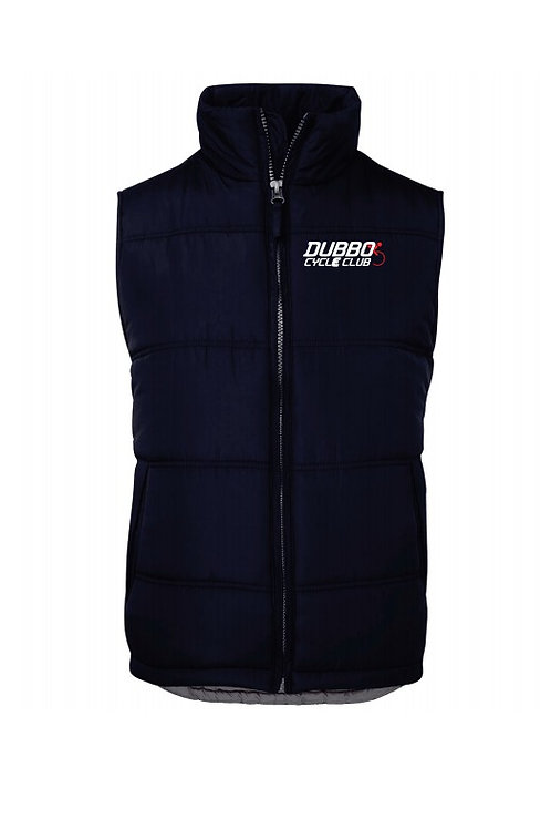 Sleevless Vest with club logo