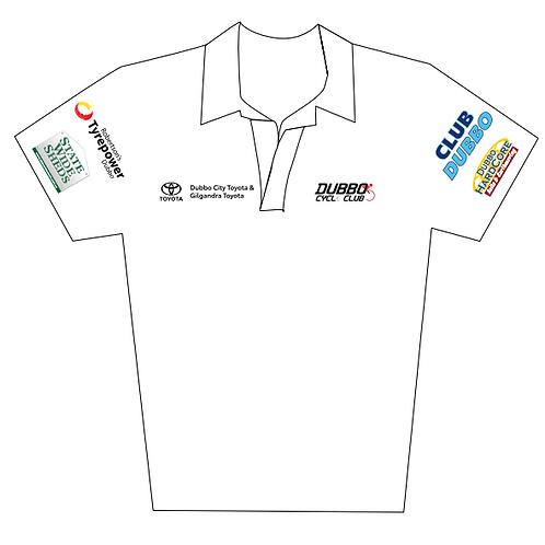 Club Polo Shirt White