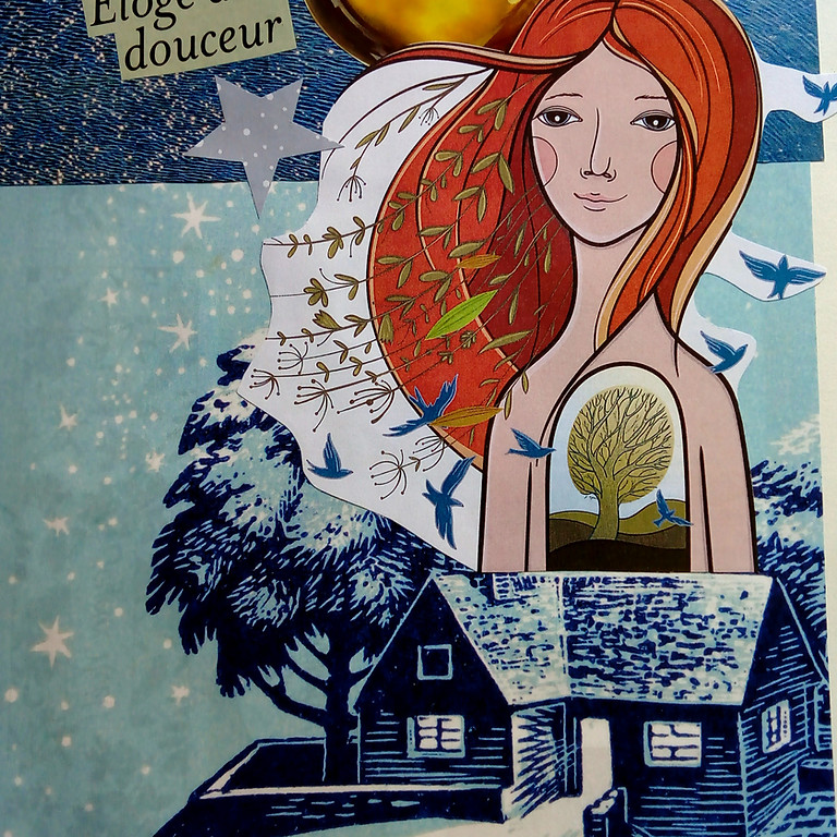 Séance de journal créatif - Le corps au coeur de l'hiver