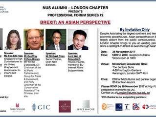 BREXIT-An Asian Perspective