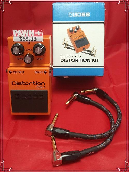 Boss Distortion Kit-DS-1