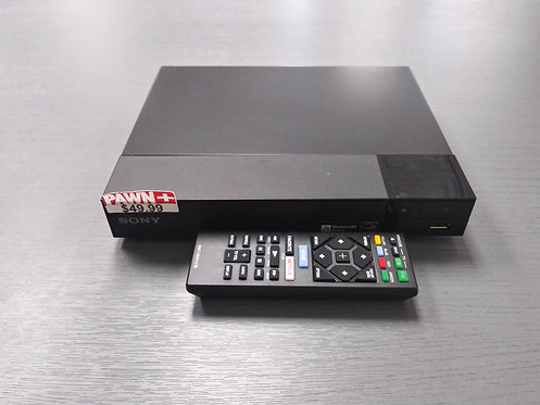 Sony - BDP-S3700 - Smart Blu Ray Player With Remote
